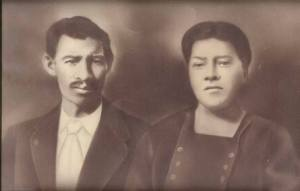 My father's great grandparents