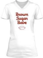 Brown Sugar Babe Tee - $18