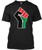 Power Fist Tee - $18